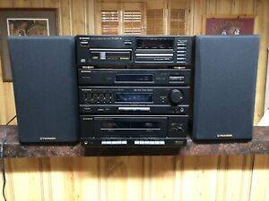 Pioneer Stereo Tuner with 6-Disc CD Player