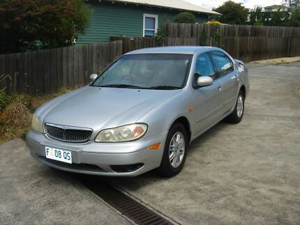 2000 Nissan Maxima Sedan Austins Ferry Glenorchy Area Preview