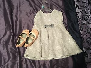 12-18 month dress and size 6 shoes