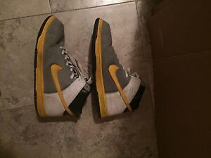 Nike Air Force High top Cambridge Kitchener Area image 1