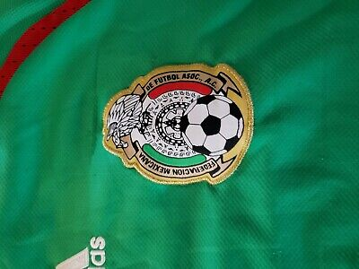 ad23b267bca Adidas Top 15 GK Goalie Goal Keeper Soccer Jersey Mexico Green L