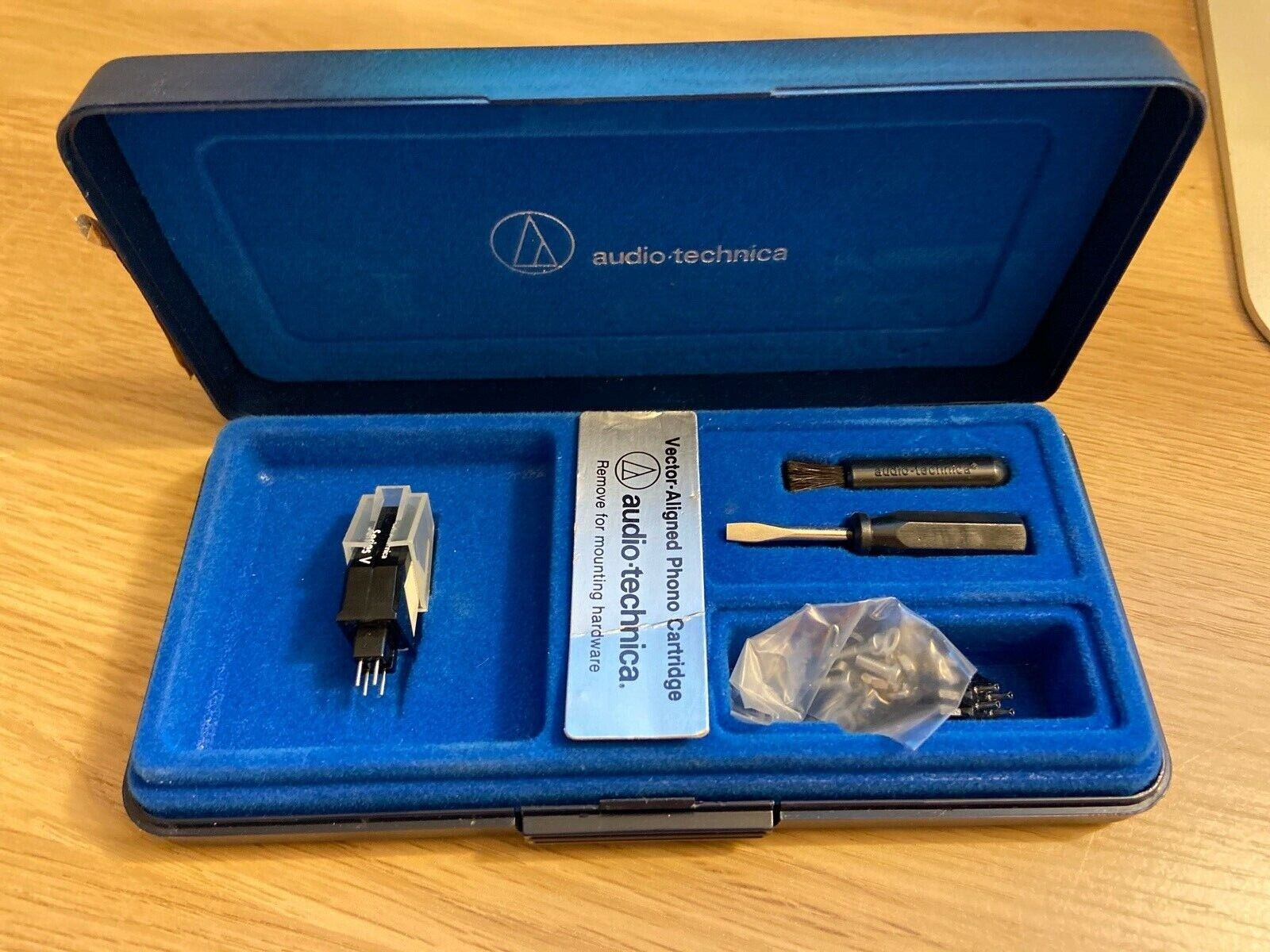 AUDIO-TECHNICA Stereo Phono Series V SYlus Needle For Record