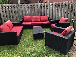 Mobilier de Terrasse, divan extérieur Nego