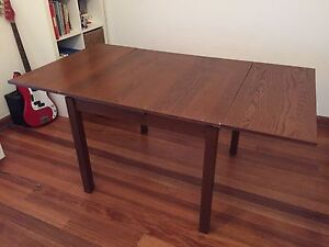 Extendable Dining Table (4-6 Seater) St Kilda Port Phillip Preview