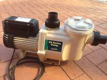 POOL PUMP 1 HP IMMACULATE 2013 AS NEW POOL REMOVED SELL JUST $330 Subiaco Subiaco Area Preview