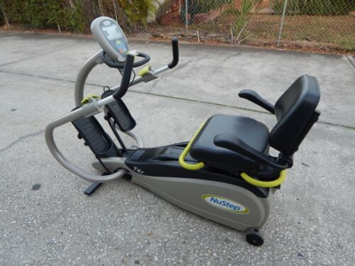 Nustep T4R Recumbent Rehab Stepper. With Stridelock. Shipping Available.