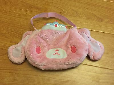 CUTE FURRY BUNNY BAG- AMAZING CHRISTMAS PRESENT ()