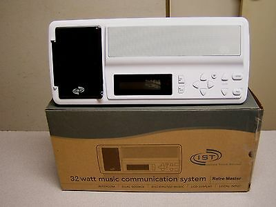 (IntraSonic RETRO-M Home Intercom System / iPod Dock )