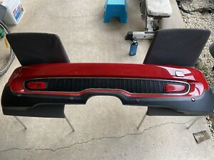 Mini Cooper R56 S Rear Bumper