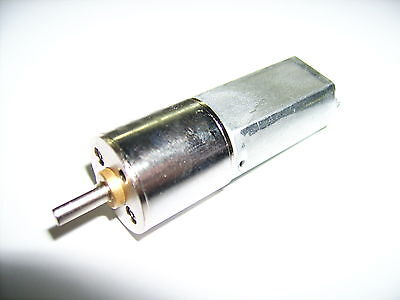 Transmisión Motor eléctrico 12v 60RPM / para la construcción del modelo etc