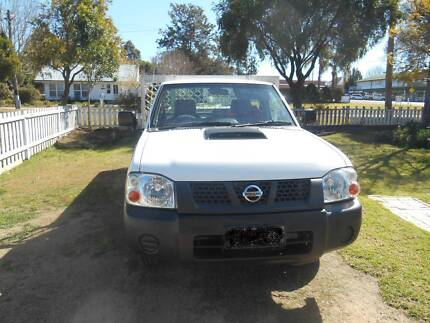 2009 Nissan Navara Ute Crows Nest Toowoomba Surrounds Preview