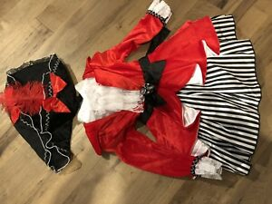 Robe corsaire pirate fille 3 ans Halloween