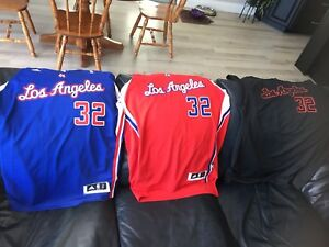 LA Clippers Blake Griffin Swingman Jersey L