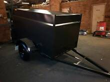 BRAND NEW 7X4X4 LUGGAGE TRAILER INCL. NSW PRIVATE REGO Carlton Kogarah Area Preview
