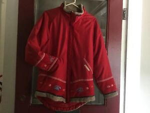 INUK women's winter coat size Medium