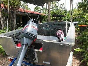 440 quintrex dory. selling to up size Tiwi Darwin City Preview
