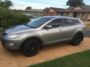 2009 Mazda CX-9 Luxury - all the upgrades!! Bligh Park Hawkesbury Area Preview