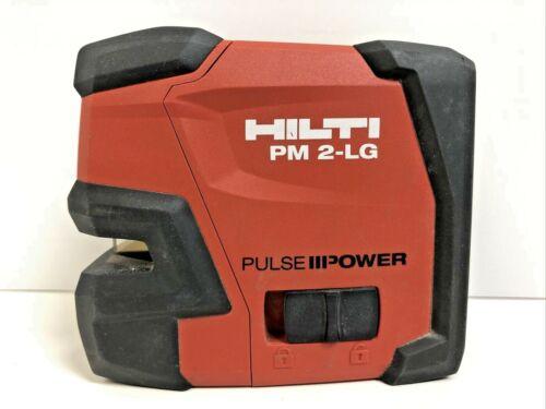 Hilti laser level PM 2-LG -(green light)