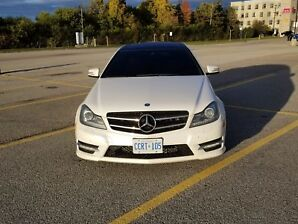 2012 Mercedes Benz C350 4Matic Coupe