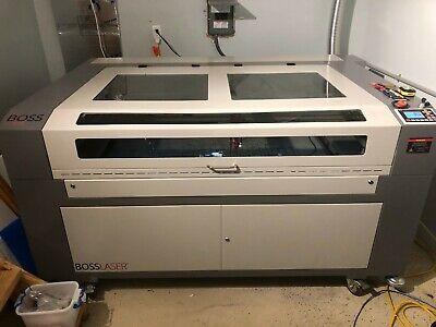 Boss Ls3650 Laser Engraver Cutter