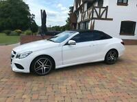 MERCEDES E250 204BHP 7G-Tronic Plus 2014 AMG SPORT BEST COLOUR COMBINATION