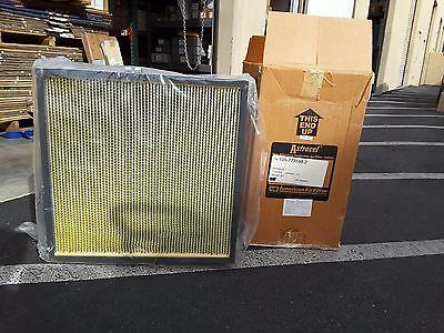 AAF Astrocel 1 NUCLEAR GRADE Clean Room 24x24x11.5 HEPA Air Filter 1000 CFM