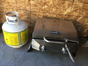 Grill +Gas