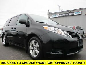 2017 Toyota Sienna LE 8 Passenger HEATED SEATS, BACK UP CAM,...