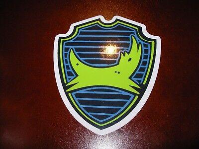 Brewdog Brew Dog Blue Green Logo Hardcore Punk Sticker Decal Craft Beer Brewery