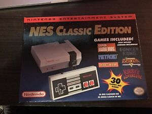 Nes Classic Edition BRAND NEW!! Taking offers!