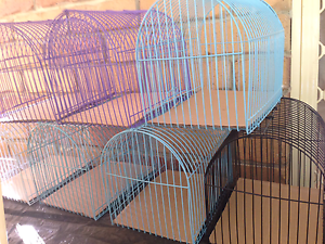 BRAND NEW - travel cage, small cage $8each EFTPOS available Meadowbrook Logan Area Preview