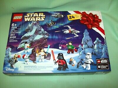 Lego Star Wars Advent Calendar Building Kit (75279) NEW SEALED IN HAND