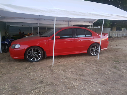 XR 6 Turbo BA 2003