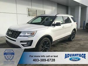 2017 Ford Explorer XLT Clean Carfax - One Owner