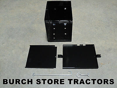 New Complete Battery Box With Hardware For Farmall Cub Cub Loboy Tractors