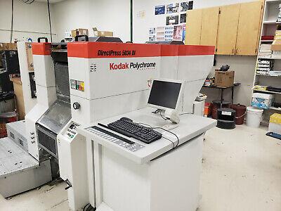 Ryobi Presstek Kodak Kpg Direct Press 5034