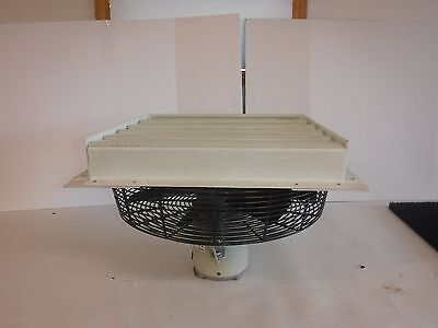 New Corrosion Resistant Shutter Mount Exhaust Fan 1blj3 T