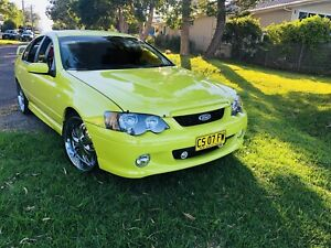 Xr6 turbo or (Swap for WRX)