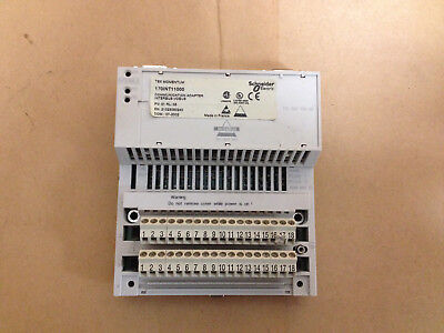 Schneider Electric 170INT11000,Comm. Adapter With 170ADI-540-50 I/O Base