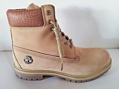 $279 Timberland Men's Pioneer Premium 6 inch Boots waterproof work or fashion 10 6inch Pioneer