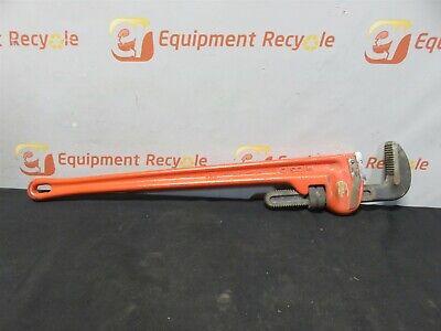 Ridgid 36 Heavy Duty Pipe Wrench C-36 Chain Usa 31330 Free Shipping