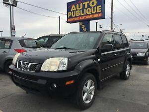 Nissan X-Trail XE 2006 4x4 awd - traction intégrale, automatique
