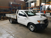 2005 Toyota Hilux Port Huon Huon Valley Preview