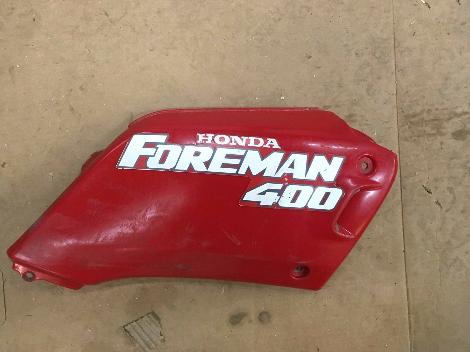 HONDA Foreman 400 RIGHT PANEL FENDER