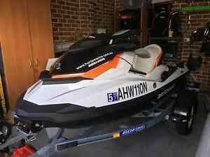 2014 seadoo GTI130 Sandy Point Bankstown Area Preview