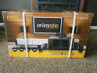 Home Theater System - 5.1 - OROMROHN - SURROUND SOUND - R50 - BRAND NEW