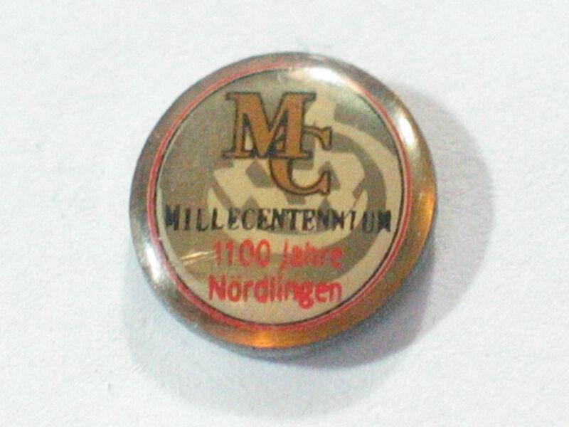 Millecentennium 1100 Jahre Nordlingen Beer Pin ** #100