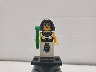 """Lego Minifigure # 8805  Series 5  """"Egyptian Queen"""" Lady Cleopatra"""