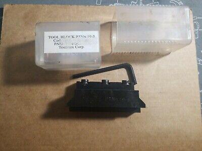Toolmex 1 Cap Cut Off Blade Tool Holder W .800 Shank