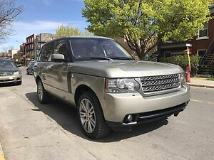 2010 Ranger Rover HSE Luxury Edition  2 Year Warranty LOW PRICE
